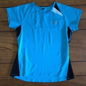 North Face Exercise Shirt - Medium